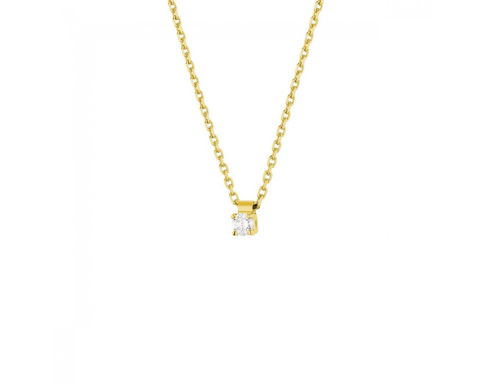 solitaire yellow diamond product gold norrfolks necklace